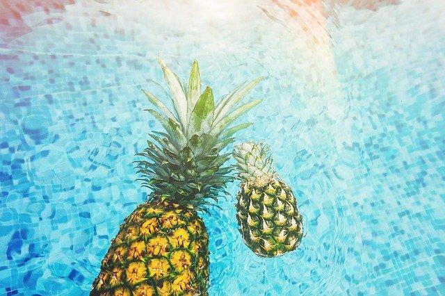 pineapple growth